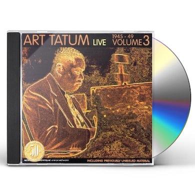 Art Tatum LIVE 1945-49 CD