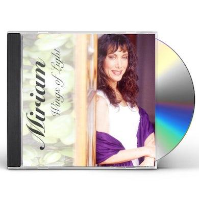 Miriam WINGS OF LIGHT CD