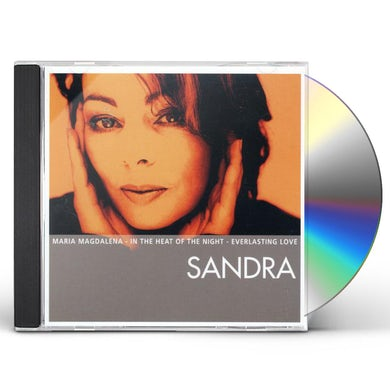Sandra ESSENTIAL CD