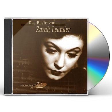 BESTE VON ZARAH LEANDER CD