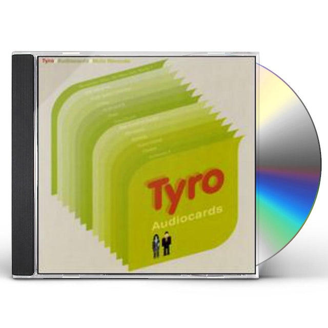 Tyro AUDIOCARDS CD