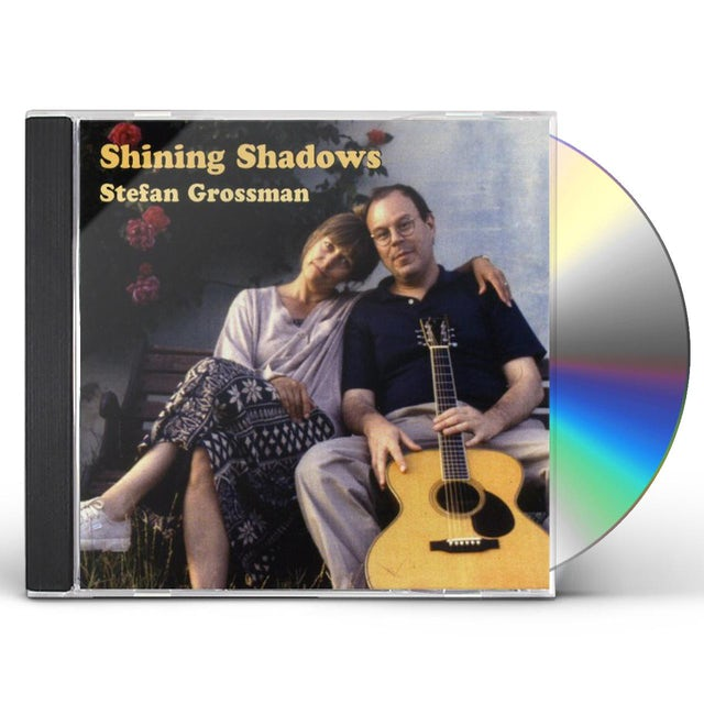 Stefan Grossman SHINING SHADOWS CD