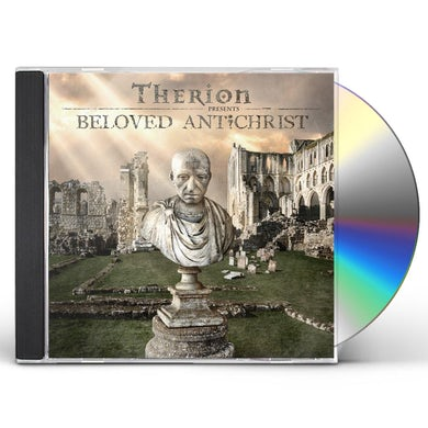 Therion BELOVED ANTICHRIST CD