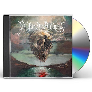 Fit For An Autopsy SEA OF TRAGIC BEASTS CD