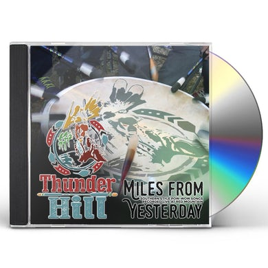 MILES FROM YESTERDAY CD