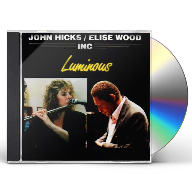 John Hicks LUMINOUS CD