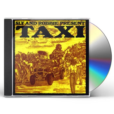 SLY & ROBBIE PRESENT TAXI CD