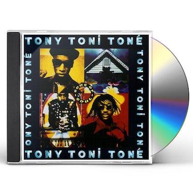 Tony Toni Tone SONS OF SOUL CD
