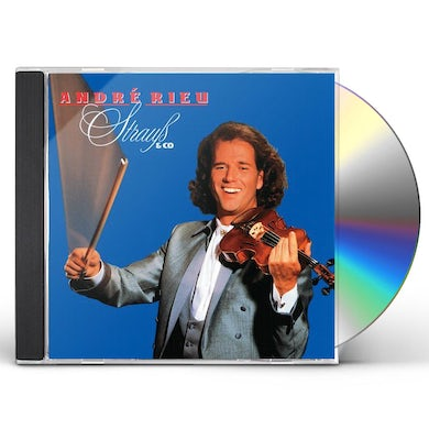 Andre Rieu FROM HOLLAND WITH LOVE CD