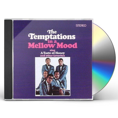 The Temptations IN A MELLOW MOOD CD