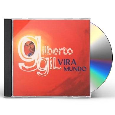 Gilberto Gil O VIRAMUNDO CD