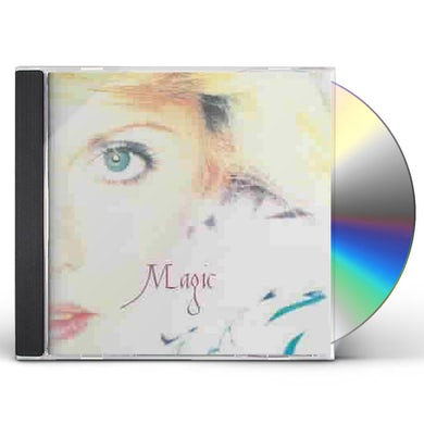 Olivia Newton John MAGIC: THE BEST OF CD