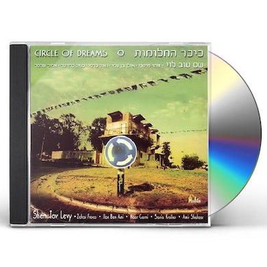 SHem-Tov Levi CIRCLE OF DREAMS CD