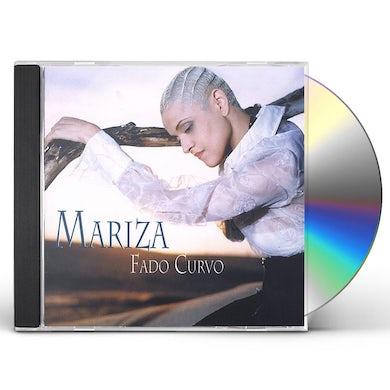 Mariza FADO CURVO CD