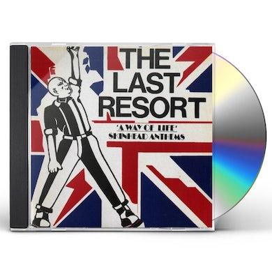 Last Resort WAY OF LIFE CD