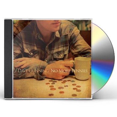Dave Gunning NO MORE PENNIES CD