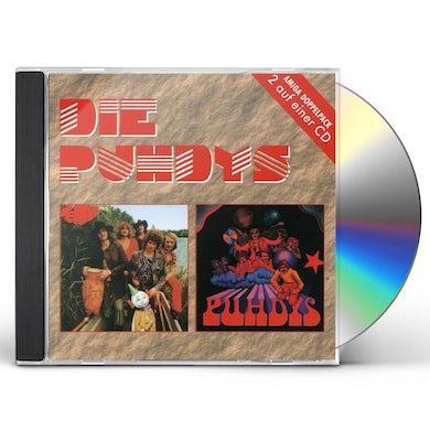 PUHDYS 1 + 2 CD