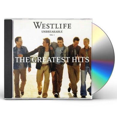 Westlife UNBREAKABLE: GREATEST HITS 1 CD