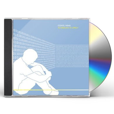 TECHNOLOGY IS LONELY CD