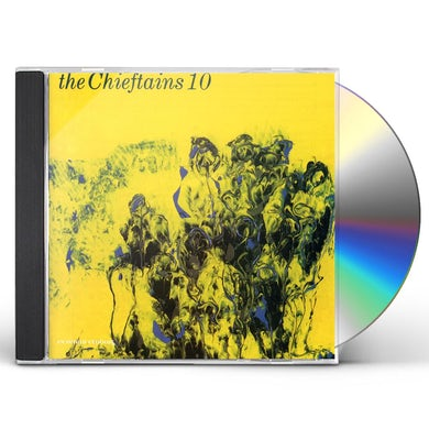 Chieftains 10 CD