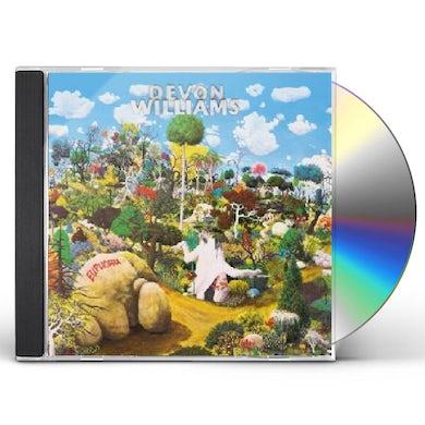 Devon Williams EUPHORIA CD