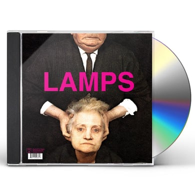 Lamps UNDER THE WATER UNDER THE GROUND CD