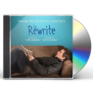 Clyde Lawrence REWRITE / Original Soundtrack CD