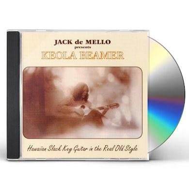 Keola Beamer REAL OLD STYLE CD