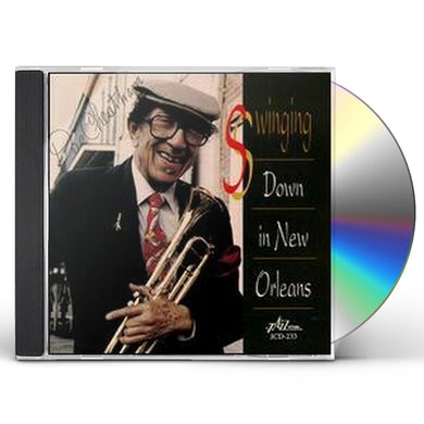 Doc Cheatham SWINGING DOWN IN NEW ORLEANS CD