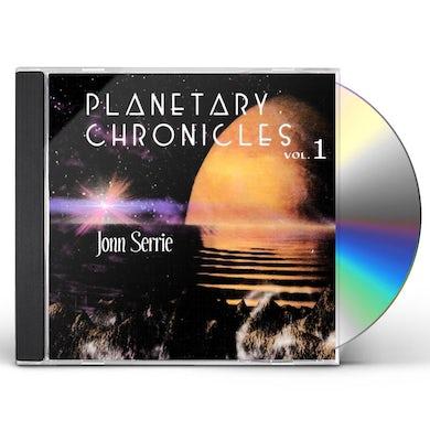 PLANETARY CHRONICLES 1 CD