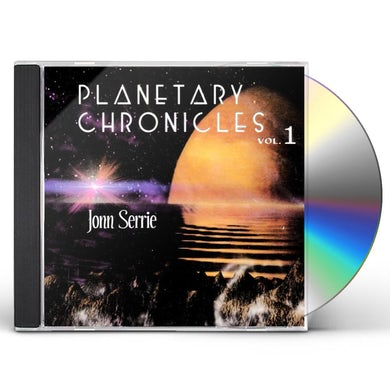 Jonn Serrie PLANETARY CHRONICLES 1 CD