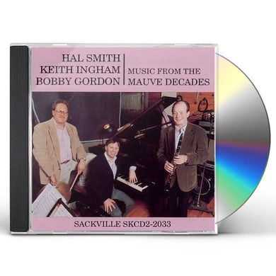 Keith Ingham MUSIC FROM MAUVE DECADES CD