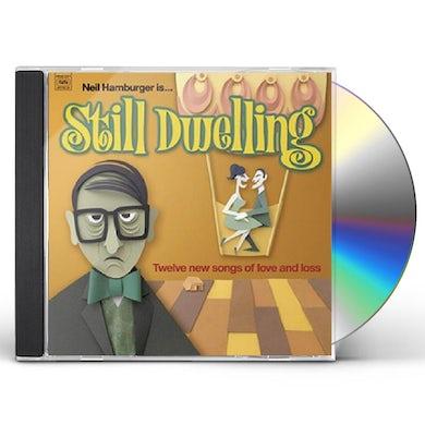 Neil Hamburger Still Dwelling CD