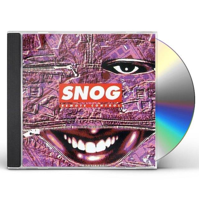 Snog REMOTE CONTROL CD
