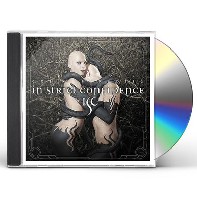 In Strict Confidence EXILE PARADISE CD