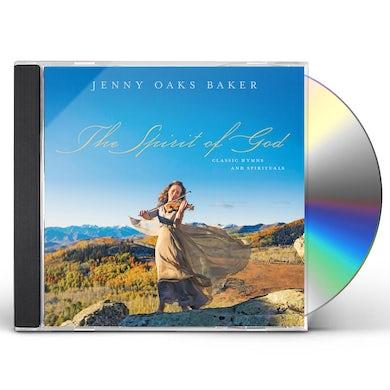 Jenny Oaks Baker  THE SPIRIT OF GOD CD