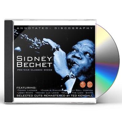 Sidney Bechet PRE-WAR CLASSIC SIDES CD