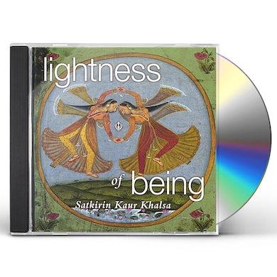 SatKirin Kaur Khalsa LIGHTNESS OF BEING CD