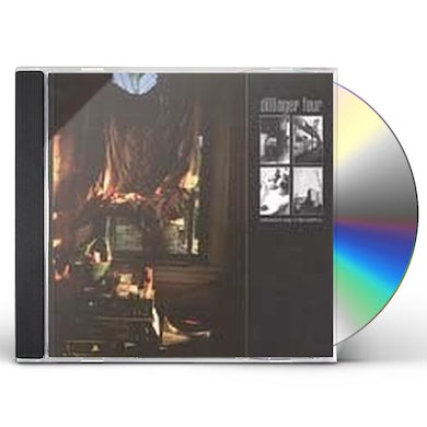 Dillinger Four MIDWESTERN SONGS OF THE AMERICAS CD