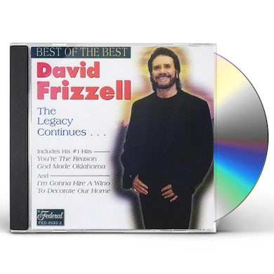 David Frizzell BEST OF THE BEST CD