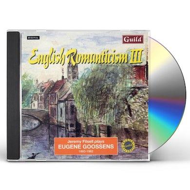 Eugene Goossens ENGLISH ROMANTICISM III CD