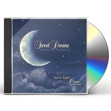 Steve Hall SWEET DREAMS CD