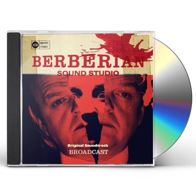 Broadcast BERBERIAN SOUND STUDIO CD