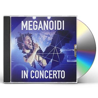 Meganoidi IN CONCERTO CD