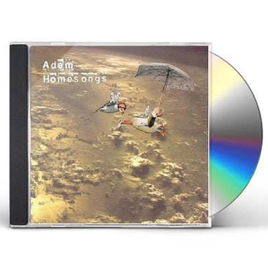 Adem HOMESONGS CD