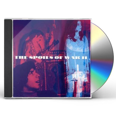 Spoils Of War 2 CD