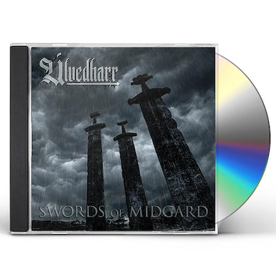 Ulvedharr SWORDS OF MIDGARD CD
