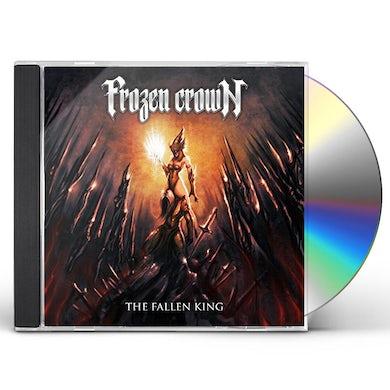 Frozen Crown FALLEN KING CD