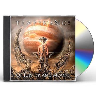 Temperance OF JUPITER & MOONS CD