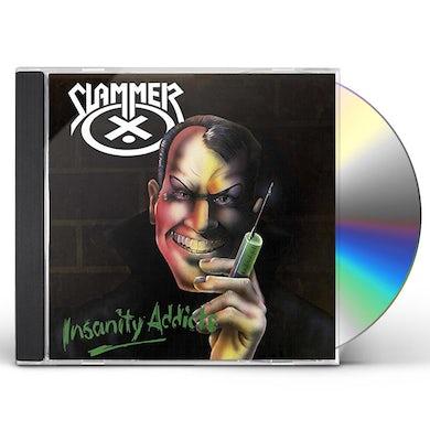 Slammer INSANITY ADDICTS CD